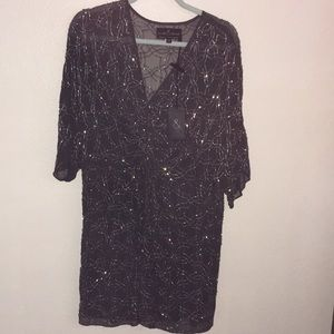 Needle & thread Beautiful beaded dress NWT